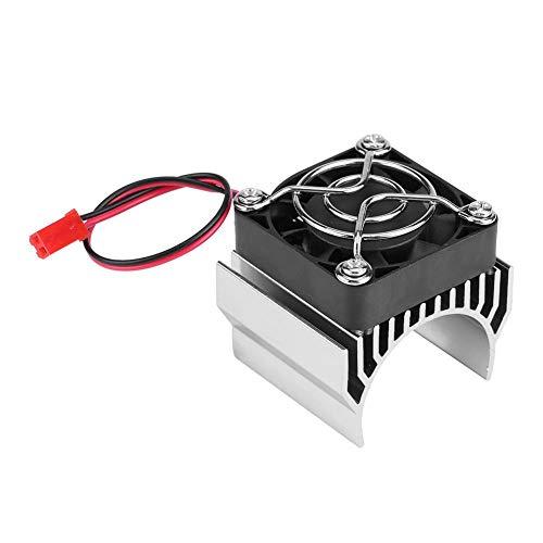 Zouminy motorkoellichaam met ventilator voor RC-cars in schaal 1:10 540/550/3650