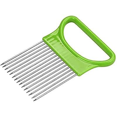 Amazon - 45% Off on Slicer Food Assistant, Food Slicer Vegetable Tool Onion Holder Slicer and Chopper for Meat
