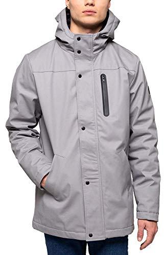 RVLT Revolution Parka Jacket 7443 Light Grey