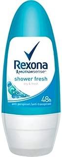 Rexona Shower Fresh Anti-Perspirant & Anti-Transpirant Roll-On 50 ml