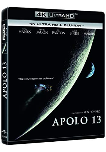 Apolo 13 (4K UHD + BD) [Blu-ray]