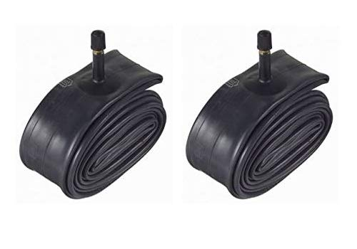 Mitas 2 x NEW 26 x 195 26 INCH BICYCLE BIKE CYCLE INNER TUBES WITH SCHRADER VALVES