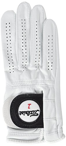 TITLEIST Players Guante, Hombre, Blanco, S
