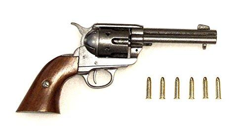 Revolver Colt Peacemaker mit 6 Dekopatronen