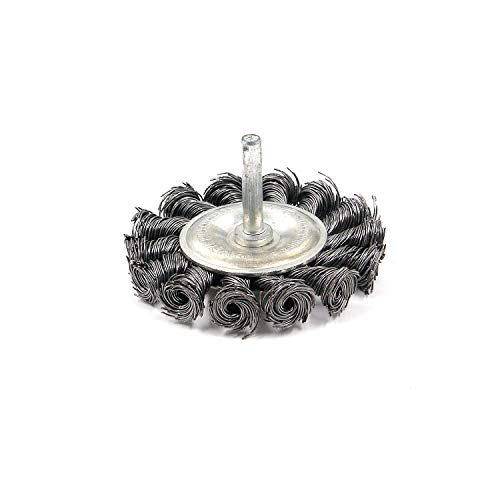 Karcy Knot Wire Wheel Mounted Wire Brush 3
