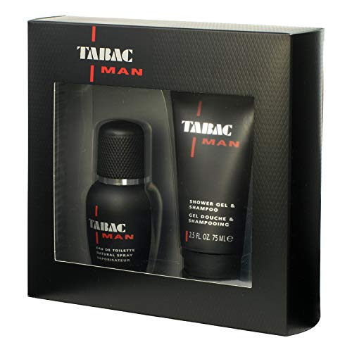 Tabac MAN Set Eau de Toilette spray 30 ml + Duschgel 75 ml