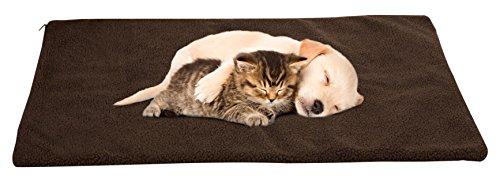 Petmaker Thermounterlage für Haustierkäfig, selbstwärmend