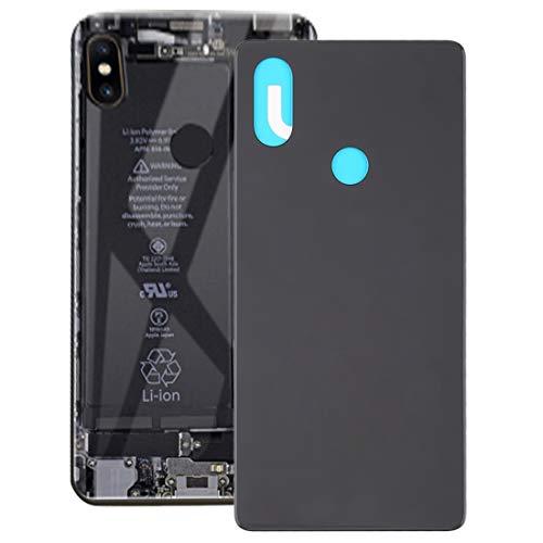 Xiaomi Ersatz Rückseite for Xiaomi Mi 8 SE (schwarz) Xiaomi Ersatz (Farbe : Black)