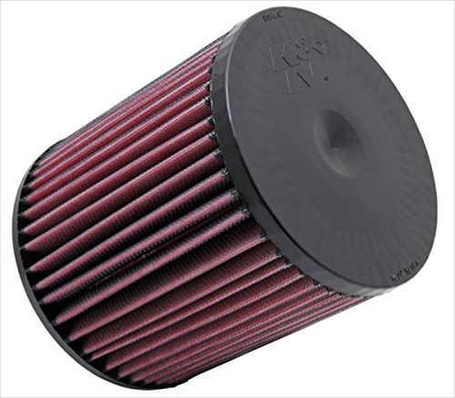 K&N Engine Air Filter: High Performance, Premium, Washable, Replacement Filter: 2010-2017 AUDI (A8, A8 Quattro), E-2999