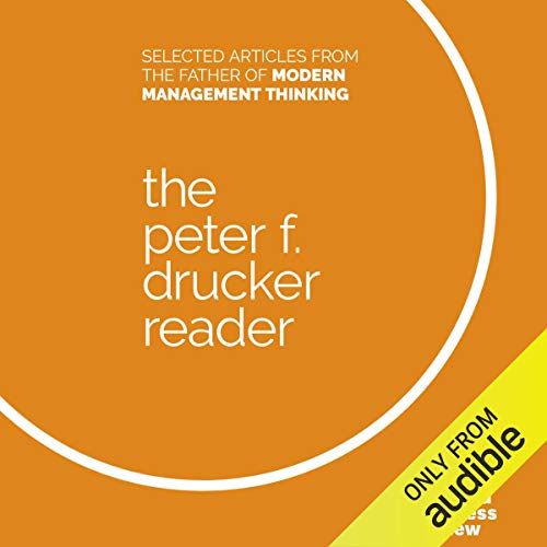 The Peter F. Drucker Reader Titelbild