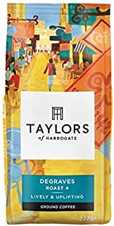 Taylors of Harrogate Degraves Ground Coffee 227g