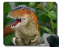 マウスパッドパーソナライズ、古代恐竜滑り止めラバーベースマウスパッド