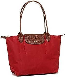Longchamp 珑骧 女式 单肩手提包 2605 089 545 红色 小号