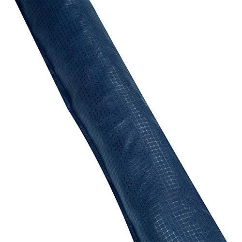 Longier-Hilfe für Pferde, blau & gelb, 4 Stk., 2,8m lang, Pferdeausbildung, Richtläufer, Bodenarbeitshindernis, Hindernis-Stangen - 3