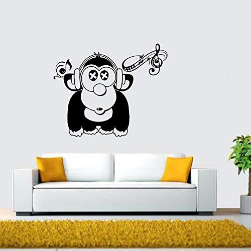 Lions de Paillasson Three Monkeys 50 X 75 CM LAVABLE Saleté Tapis trois singes