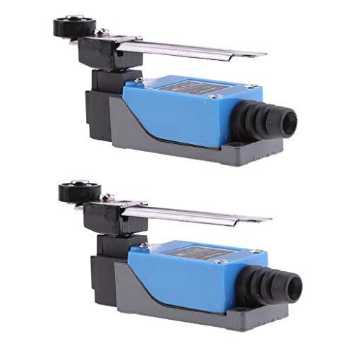 SDENSHI - Interruptor de posición (2 unidades, con retorno automático)
