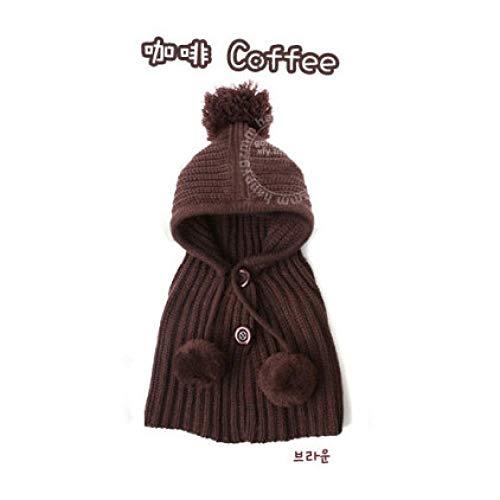 geiqianjiumai Kinderen grote sjaal jongens en meisjes mantel