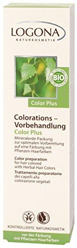 Logona Herbal Hair Color Plus Preparation, 5.1 Fluid Ounce