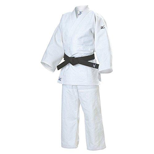 Mizuno Judogi Hayato Color Blanco Bianco / White