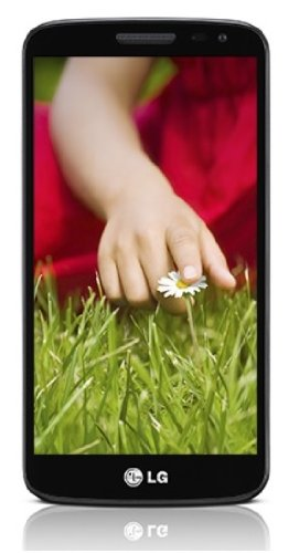 LG G2 D620R Mini Smartphone (11,9 cm (4,7 Zoll) Display, 1,2GHz, Quad-Core Prozessor, 1GB RAM, 8 Megapixel Kamera, Android 4.4.2) schwarz