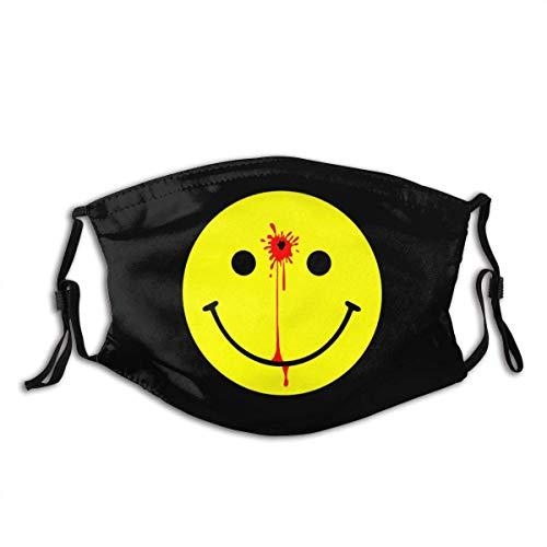 Mundschutz Lächeln mit Einschusslöchern Personalisierter wiederverwendbarer Gesichtsschal mit Mundärmeln