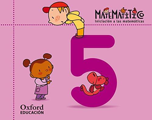 Matematitico. Iniciación a las matemáticas. Cuaderno 5 Ed2 (Matematítico) - 9788467395631