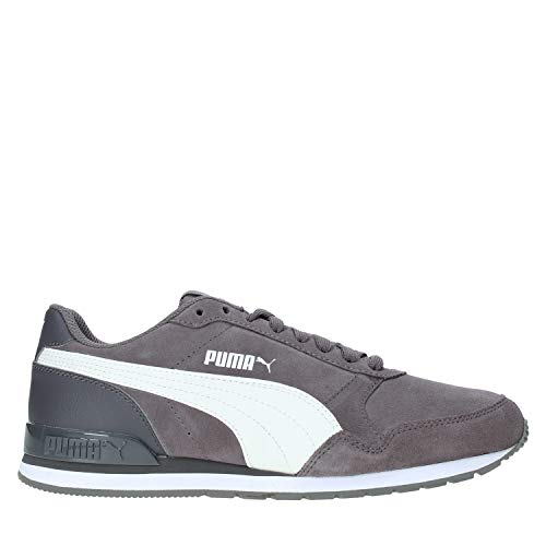 PUMA Unisex 36527911 St Runner V2 Sportschuhe, Grau, 41 EU