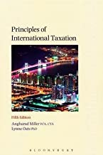 Principles of International Taxation : Fifth Edition (Paperback - Revised Ed.)--by Ph.D. Angharad Miller [2016 Edition]
