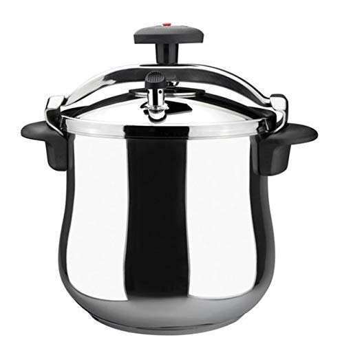 Magefesa Star – Traditional Pressure Cooker 6 l black, stainless steel