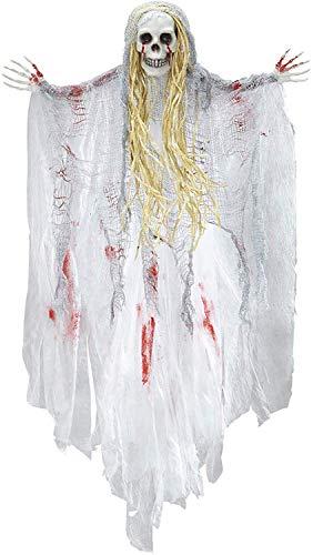 Widmann 7791Y Blutendes Gespenst, Multicolor, 90 cm