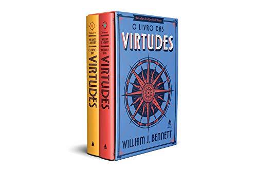 Box das Virtudes - Exclusivo Amazon