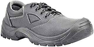 Vaultex Leather Safety Shoes (Vaul-VJE) Size 44