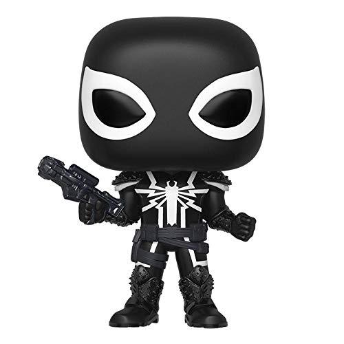 Funko Figura Pop Marvel Agent Venom Exclusiva sin Pegatina