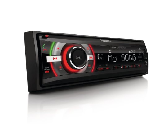 Philips CE152 - Radio para coches de (Bluetooth para iPod...