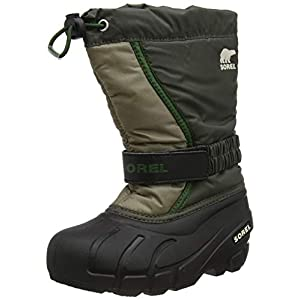 SOREL – Youth Flurry Winter Snow Boots for Kids