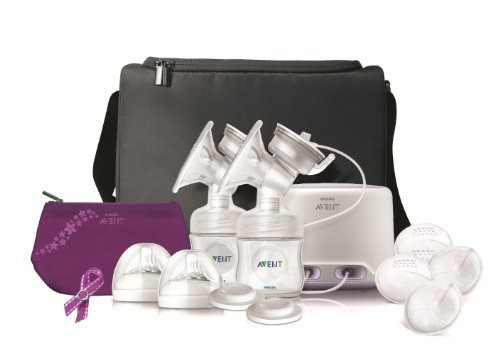 Philips Avent Double Electric Comfort Breast Pump Style: Older Version (Baby/Babe/Infant - Little ones)