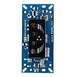 WEI-LUONG Ordenador de a Bordo LED Micro Inteligente Purificador de Agua Accesorios Cuadrados Computadora
