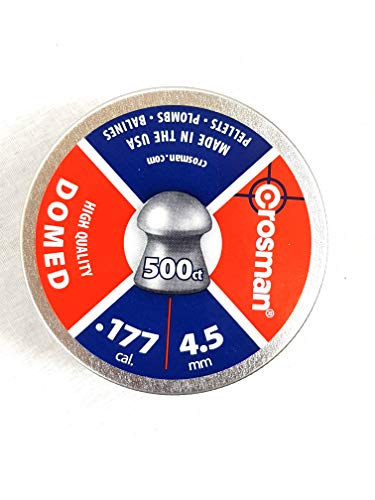 Crosman Pallini PIOMBINI per CARABINA Aria COMPRESSA Pistola CO2 4,5 MM 4 5