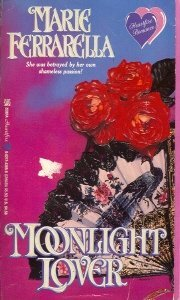 book cover of Moonlight Lover