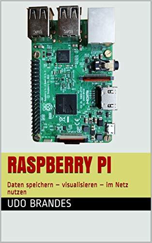 Raspberry Pi: Daten speichern – visualisieren – im Netz nutzen