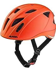 ALPINA XIMO LE fietshelm, uniseks, mat rood, 49-54 cm