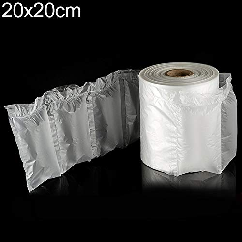 Read About YBLSMSH Thick Air Inflatable Bag Shockproof Filling Bag Express Packaging Bag, Size: 20x2...