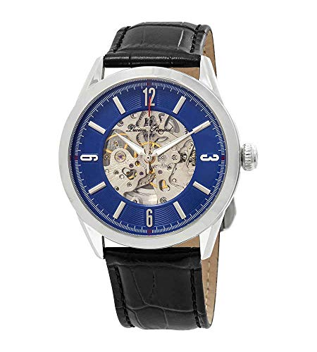 Lucien Piccard Loft Automatic Skeleton Dial Men's Watch LP-10660A-03
