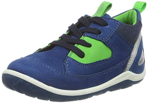ECCO Baby Jungen Biom Mini Shoe Sneaker, Blau (Poseidon 1269), 24 EU