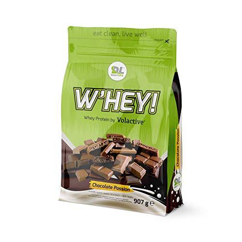 Proteine Whey- Proteine del siero del latte W'HEY 907 g (Chocolate Passion)