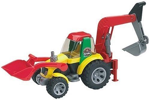 muchas sorpresas ROADMAX Loader Backhoe by Bruder Toys Toys Toys  tienda en linea