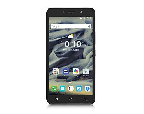 'Alcatel Pixi 44G Tablet Touchscreen 6(15,24cm) (8GB, Android, 1Port USB 2.0, 1Klinkenstecker, Vulkan schwarz)