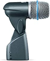 Shure BETA 56A Supercardioid Swivel-Mount Dynamic Microphone with High Output Neodymium Element for Vocal/Instrument...