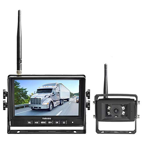 Haloview MC7108 Wireless RV Backup Camera System...