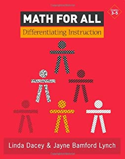 Math for All: Differentiating Instruction, Grade 3-5